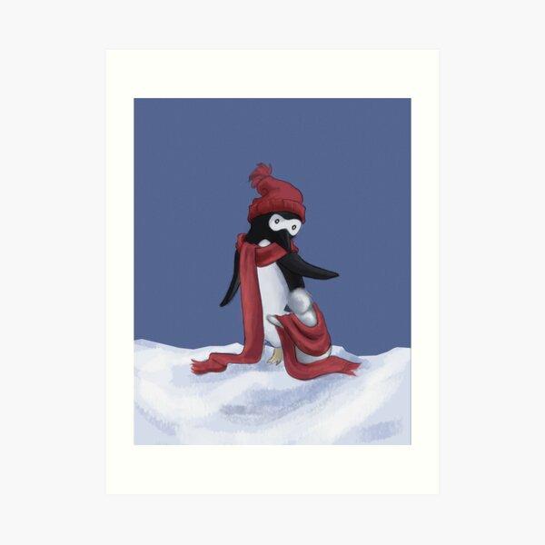 Holiday Warmth Art Print
