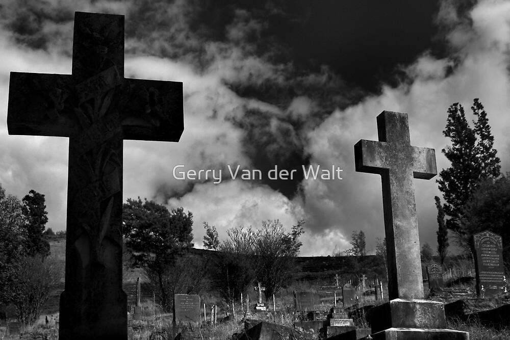 Dark vs Light by Gerry Van der Walt