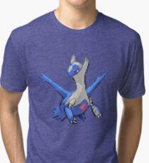 Blue Eon Guardian Tri-blend T-Shirt