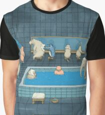 The Bathers Graphic T-Shirt