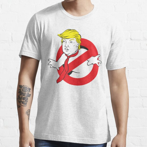 Trump Ghostbusters - GOP Buster Essential T-Shirt