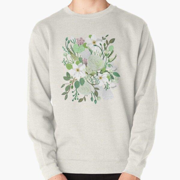 Floral Forest Pullover Sweatshirt