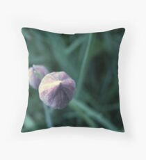chive Throw Pillow