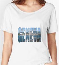 Geneva Women's Relaxed Fit T-Shirt