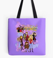 Once Upon An Adventure Time! Tote Bag
