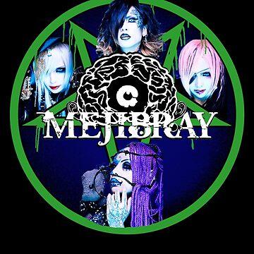 Mejibray (Visual Kei) by Juka08