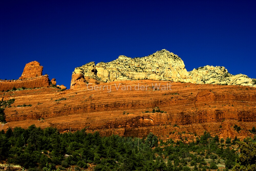 Colorful Sedona by Gerry Van der Walt