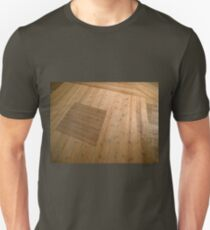 A beautiful hardwood classical floor  Unisex T-Shirt