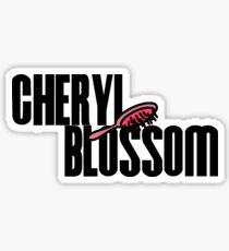 Riverdale - Cheryl Blossom Sticker