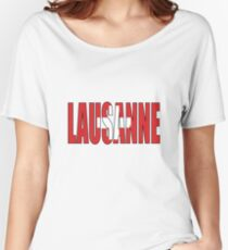 Lausanne Women's Relaxed Fit T-Shirt