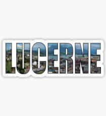 Lucerne Sticker