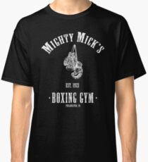 Mighty Micks Boxing Gym Classic T-Shirt