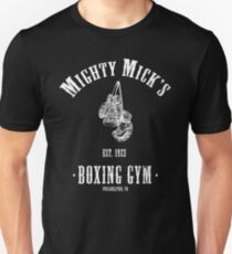 Mighty Micks Boxing Gym Slim Fit T-Shirt