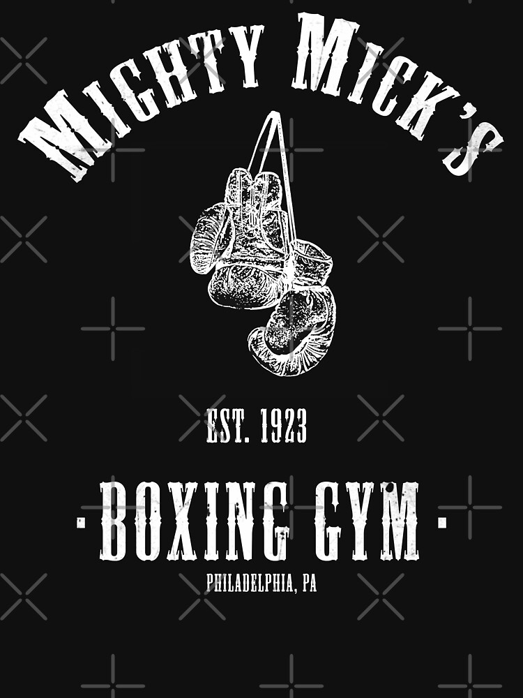 Mighty Micks Boxing Gym by rogue-design
