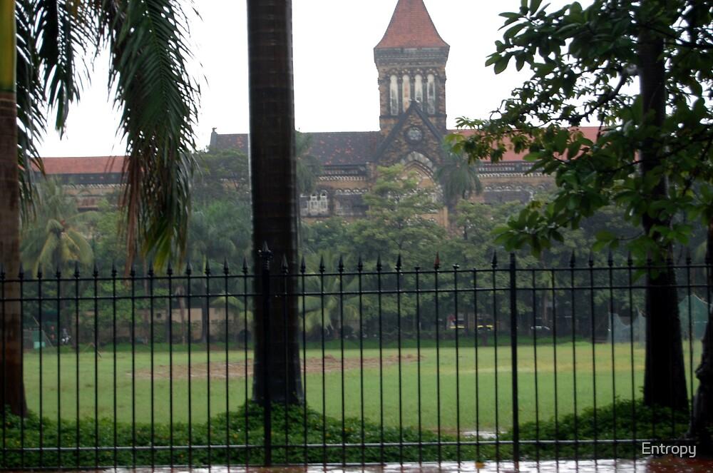 Mumbai Gothic by Entropy