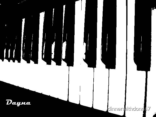 Piano by dinnerwithdonna7