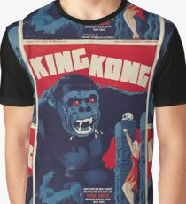 Vintage King Kong Graphic T-Shirt