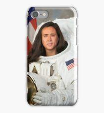 Nicolas Cage Astronaut iPhone Case/Skin