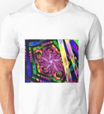 Fractal Flower Trap Unisex T-Shirt
