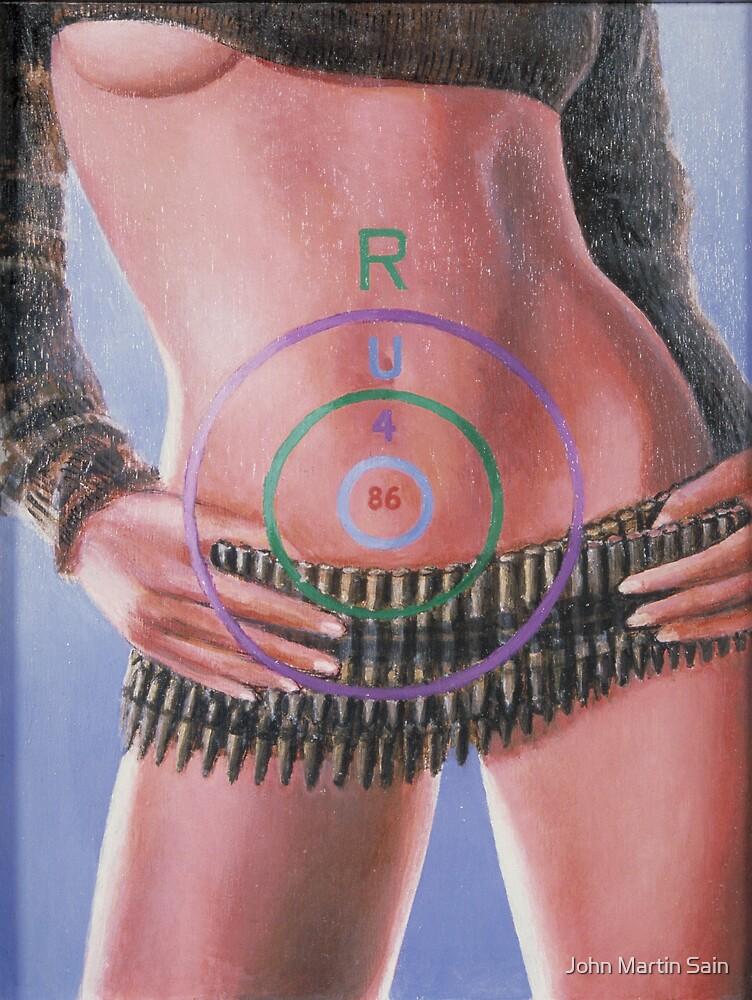 RU-486 (2000) by John Martin Sain