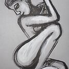 Posture 2 - Female Nude by CarmenT