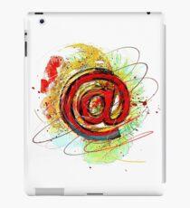Email Internet @ iPad Case/Skin
