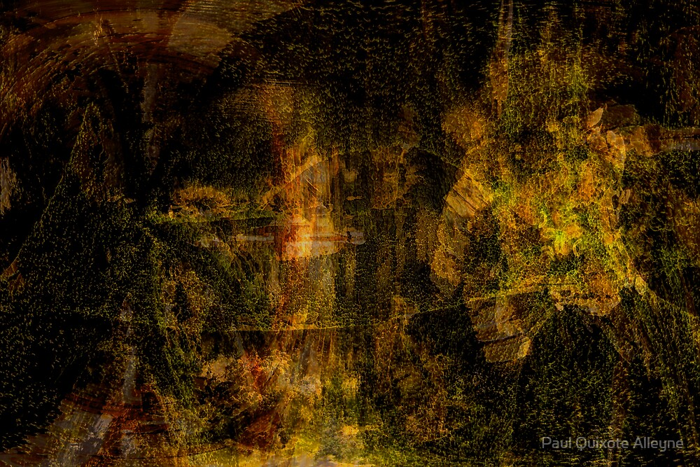 ULTMA by Paul Quixote Alleyne