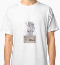 Friends stick together Classic T-Shirt
