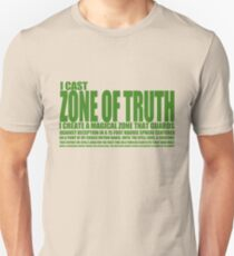 Zone of  Truth T-Shirt