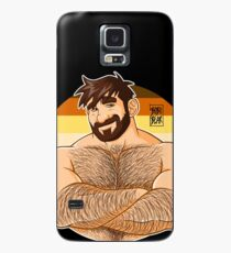 ADAM LIKES CROSSING ARMS - BEARPRIDE Case/Skin for Samsung Galaxy