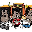Rockin' Rats by rebeccaeilering