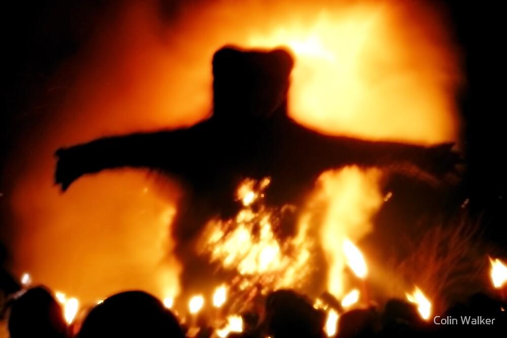 Burn Teddy Burn by Colin Walker