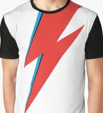 Aladdin Sane - Bowie Graphic T-Shirt