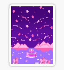 Kirby's Adventure - Rainbow Resort ~ Dedede Battle ☁★ Sticker