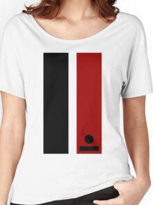 Pause Deep House Music DJ Hip Hop Rap Casual Street Wear Women's Relaxed Fit T-Shirt