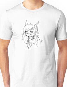 Ami Squirrel Doodle Unisex T-Shirt
