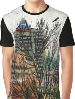 Block it Out Graphic T-Shirt