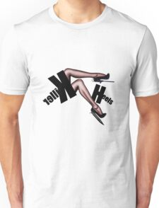 Fashion Blood - Killer Heels Unisex T-Shirt