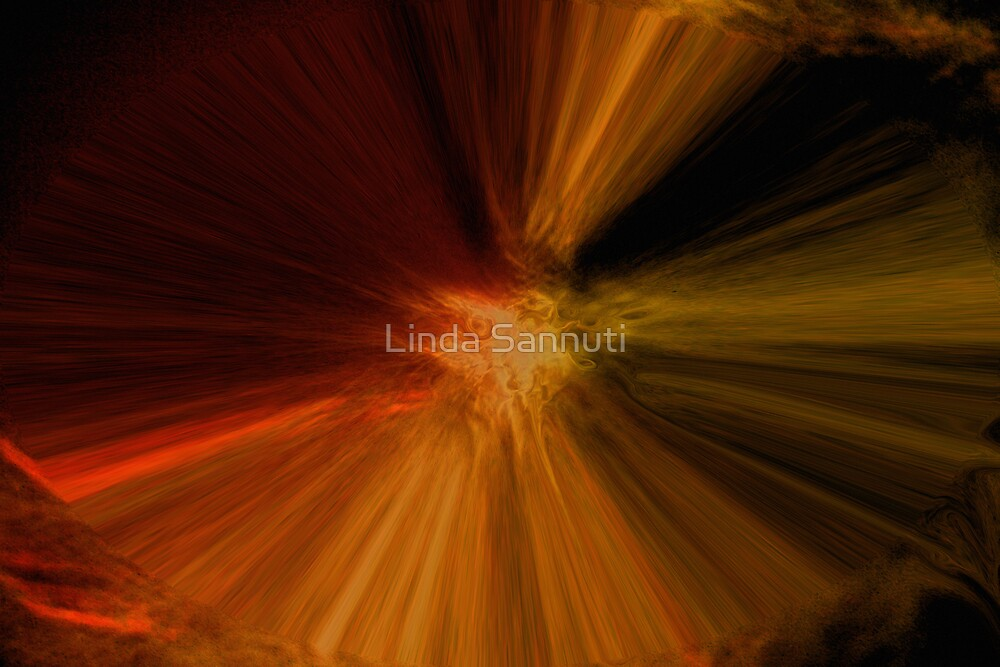 face's of fire  by Linda Sannuti