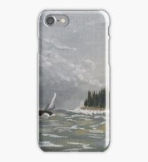 Swiggity Swoat There's a Boat iPhone Case/Skin