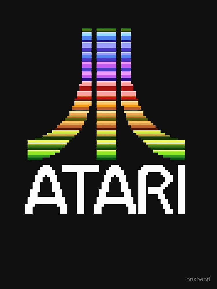Atari Screen Logo T-shirt