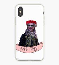 Trash Prince Adam iPhone Case