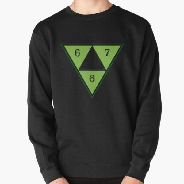 667 Logo Sweatshirt épais