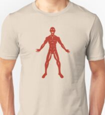 The Flayed Man Unisex T-Shirt