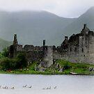 kilchurn castle-scotland by dale54