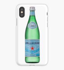 San Pellegrino iPhone Case