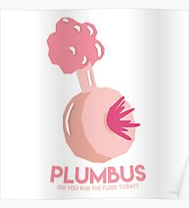 Rick And Morty - Simplistic Plumbus Poster