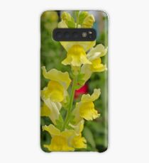 The Snapdragons Are Coming Into Bloom! Case/Skin for Samsung Galaxy