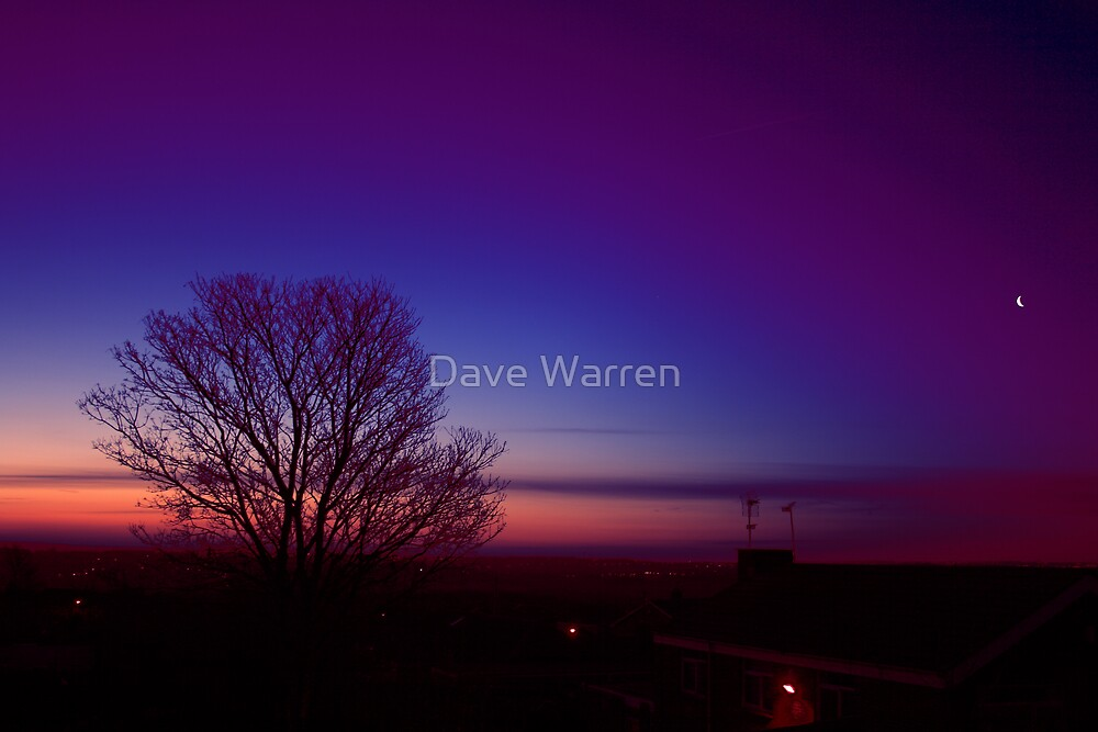 Sunset 2 by Dave Warren
