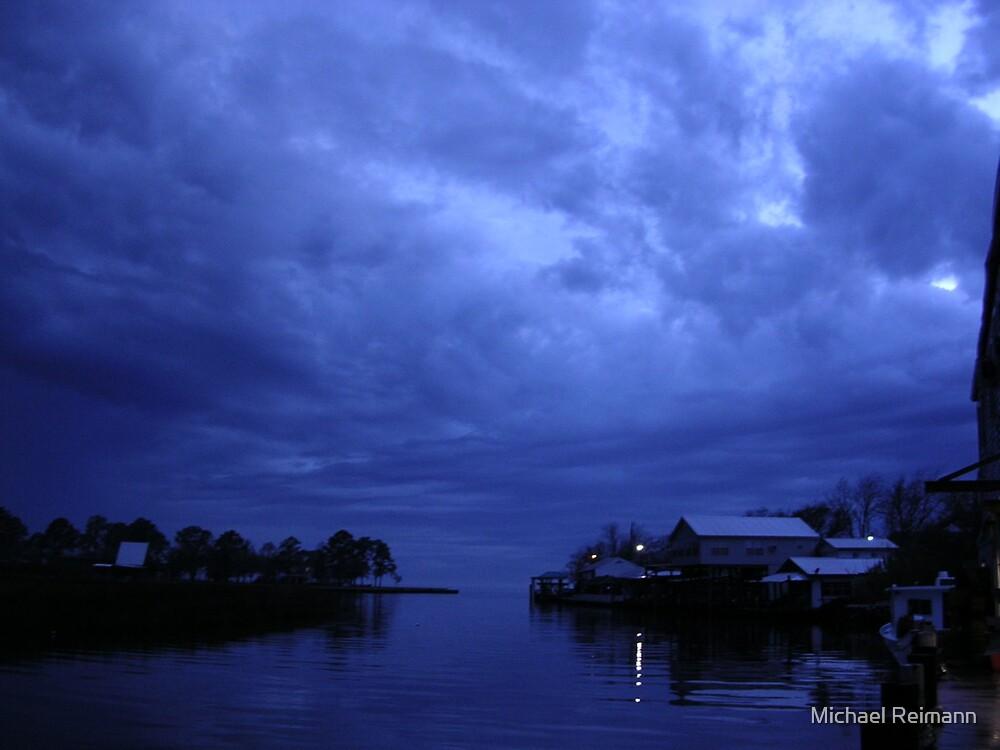 Blue Harbor by Michael Reimann